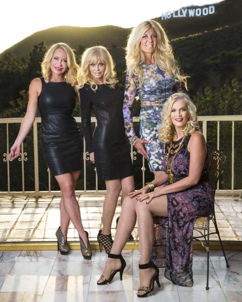 Svenske Hollywoodfruer – glitter, glamour og galskap