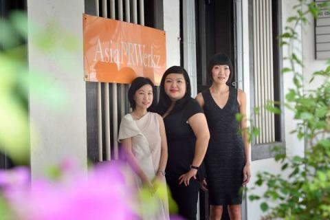 The Straits Times speaks with Asia PR Werkz