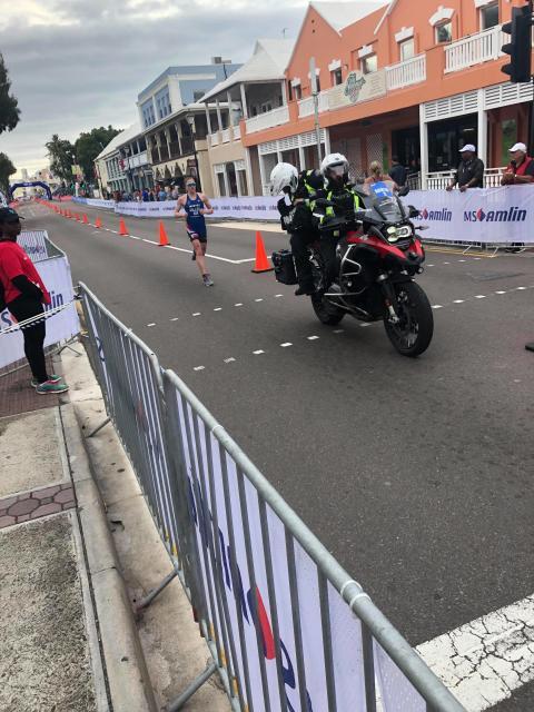 Lotte Miller i Bermuda WTS 2019