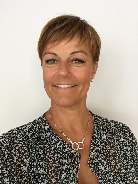 Carita Sandros - ny chef för det nya affärsområde utredning och strategi