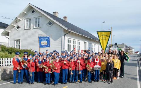 Borhaug Musikkorps - IK Borhaug