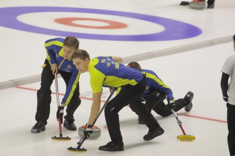 Team Eskilsson vidare till final i Universiaden - studentidrottens motsvarighet till olympiska spel