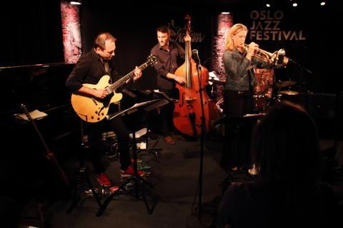 Ingrid Jensen Quartet 14082017 Oslo Jazzfestival