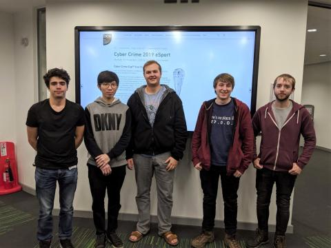 Students through to cyber-crime competition final