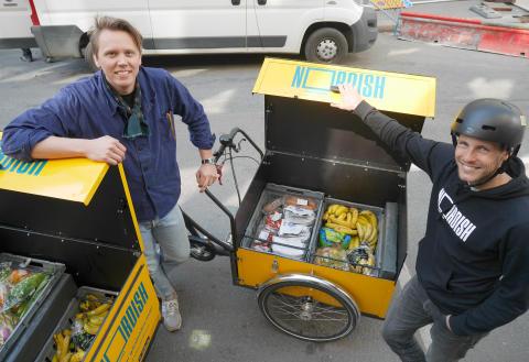 Matsvinn blir nya måltider genom samarbete mellan Coop Väst och Nordish Market
