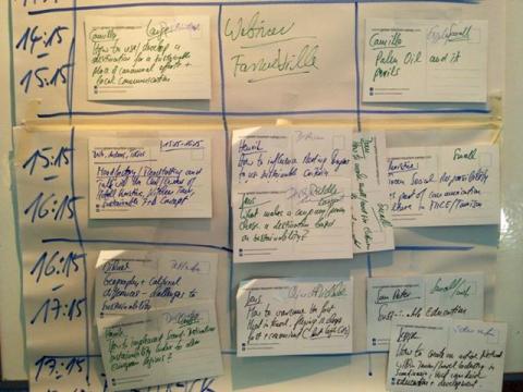 Skandinaviens första BarCamp om turism- & hållbarhet genomförd i Sigtuna
