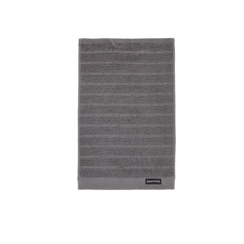 87730-03 Terry towel Novalie Stripe 30x50 cm