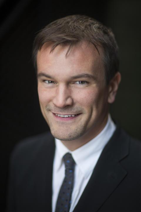 Gustaf Hoffstedt ny generalsekreterare för BOS