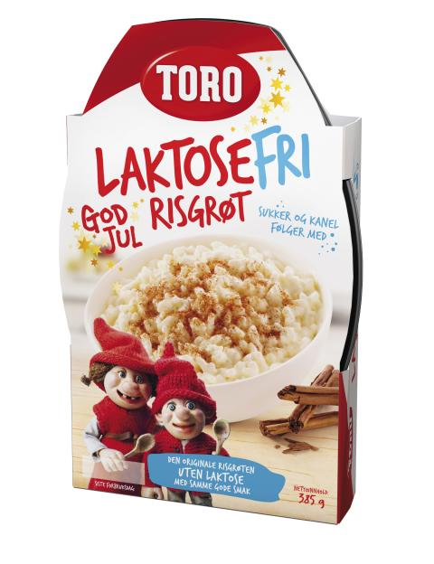 Toro Risgrøt Laktosefri