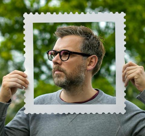 GYFs formgivningspris på 50 000 kr till Daniel Bjugård grafisk designer