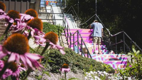 Kulturförvaltningen Helsingborg söker gatukonstnärer till garagemålningsuppdrag