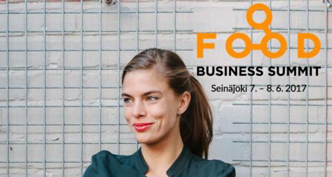 Henrietta Kekäläinen avaa Food Business Summitin