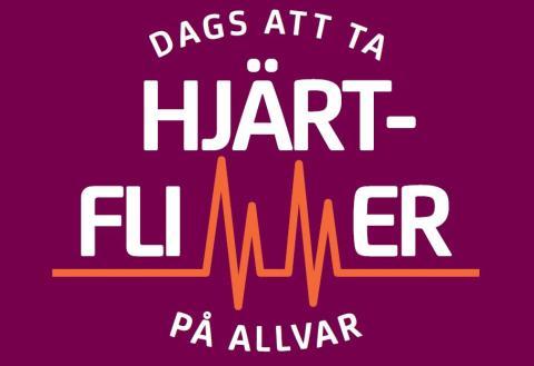 Almedalen 2015: Dags att ta hjärtflimmer på allvar