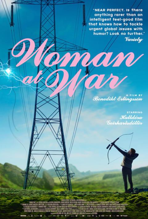 Lindesbergs Filmstudio: Woman at war