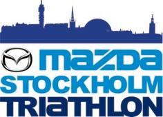Mazda kampanjar för Stockholm Triathlon