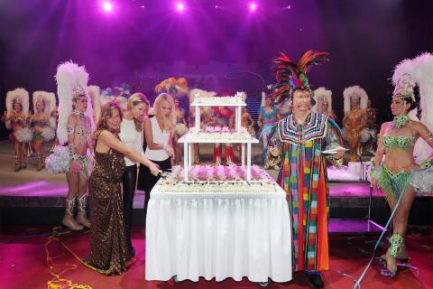 Große Geburtstagsshow PLATINUM: Internationaler Glamour bei HOLIDAY ON ICE