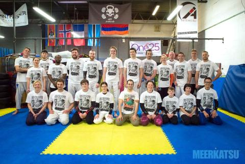 Bristol Grapplers Raise Thousands for Charity