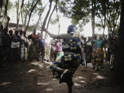 Globala pingströrelsen viktig aktör i kampen mot fattigdom