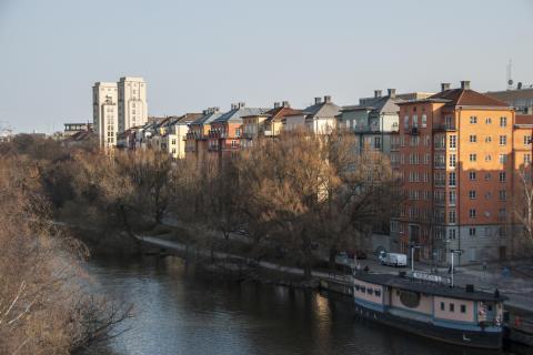 Hiv-Sverige flyttar in på Kungsholmen!