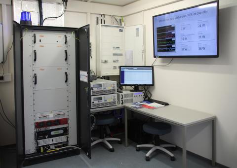 Demonstrator moderner Brennstoffzellentechnologie seiner Bestimmung übergeben