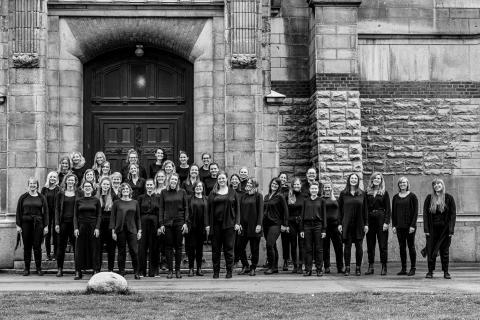 Malmökör tävlar i World Choir Games 2020