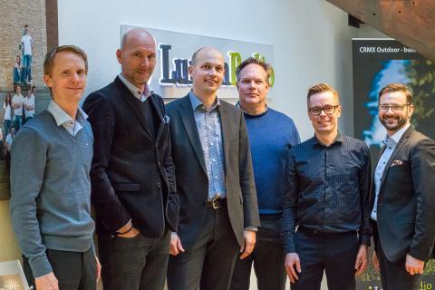 Offensiv satsning i LumenRadio skapar förutsättningar för att bli världsledare.