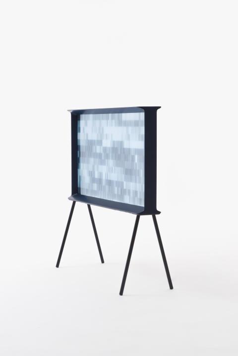 Samsung Serif TV, blue