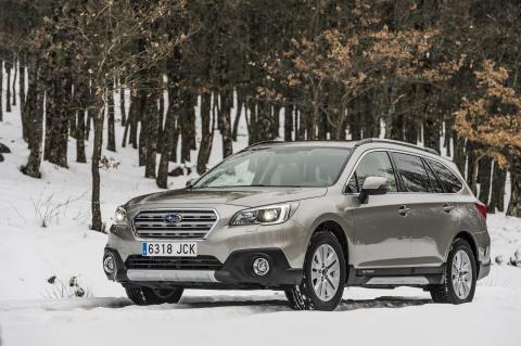 Subaru bygger de bästa bilarna