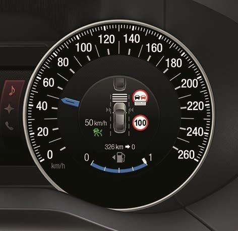 Nye teknologier fra Ford gør det nemmere og mere sikkert at være bilist