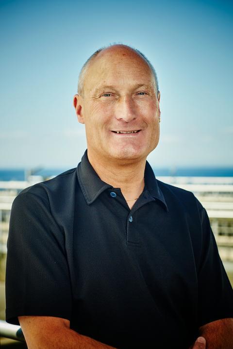 Lars Ödemark, specialist Dricksvattenkvalitet NSVA