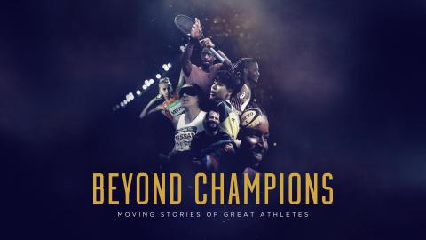 ASICS och Eurosport får världen i rörelse med ny serie om inspirerande idrottare