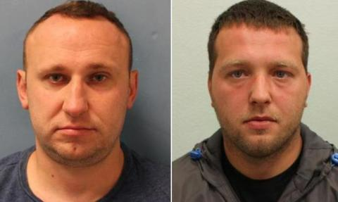 Two convicted and sentenced for conspiracy to supply a firearm and ammunition