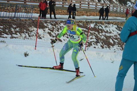 Felicia Lindqvist - Skidskytte