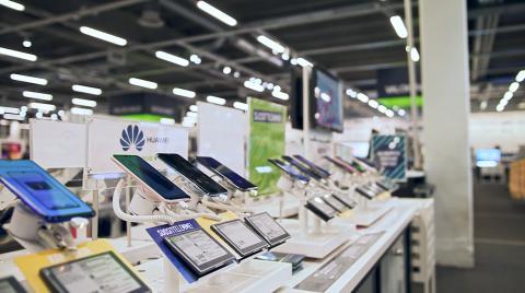 TOP 10 myydyimmät puhelimet tammikuussa 2019