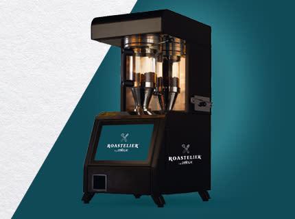 Revolutionerande koncept med förrostade bönor förändrar kaffemarknaden