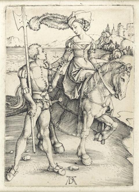 Vernissage: Albrecht Dürer och den stora passionen