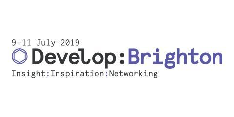 Final Reminder - Develop:Brighton 2019 Super Early Bird Passes On Sale Until 3 April