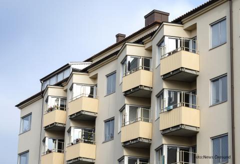 Sveriges bostadsprisutveckling i nordisk jämförelse