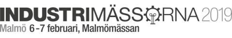 Industrimässorna, Malmö February 6-7