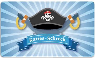 Karies-Schreck