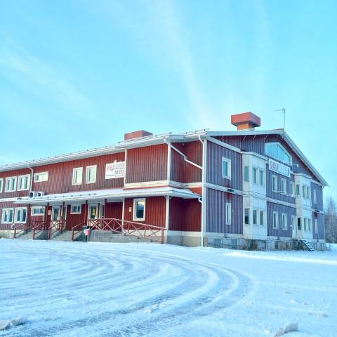 Filmpool Nords studio flyttar till Golfhallen i Boden Business Park