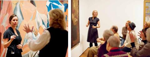 Nationalmuseum i nytt museiprojekt som hjälper demenssjuka