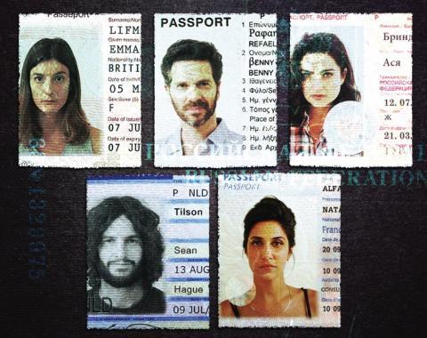 Premiär 20/8: Under falsk identitet - prisbelönt spionthriller