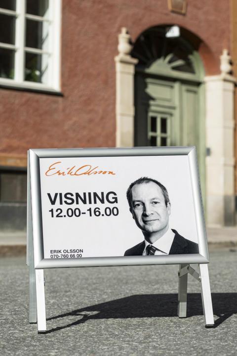 Erik Olsson Fastighetsförmedling kommenterar bostadsmarknaden 12 februari 2016