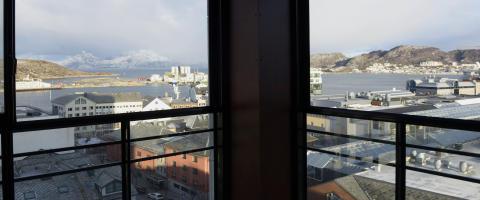 Balco bidrar til å skape et landemerke i Bodø