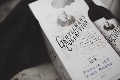 Lindemans Gentlemans Collection BIB