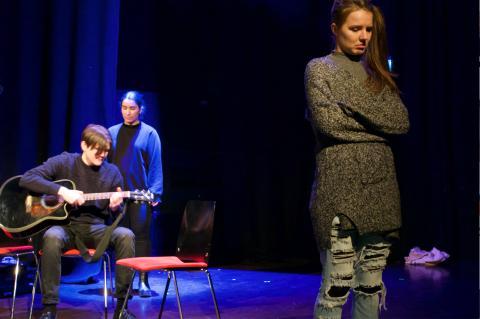Nyskriven musikal lyfter samhällets mest tabubelagda frågor