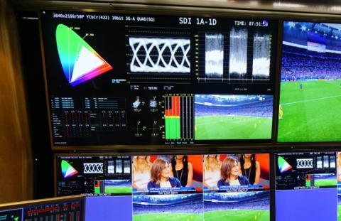 Eutelsat und Rai übertragen Viertelfinale Deutschland – Italien live in Ultra HD an Zuschauer der italienischen TV-Plattform Tivùsat