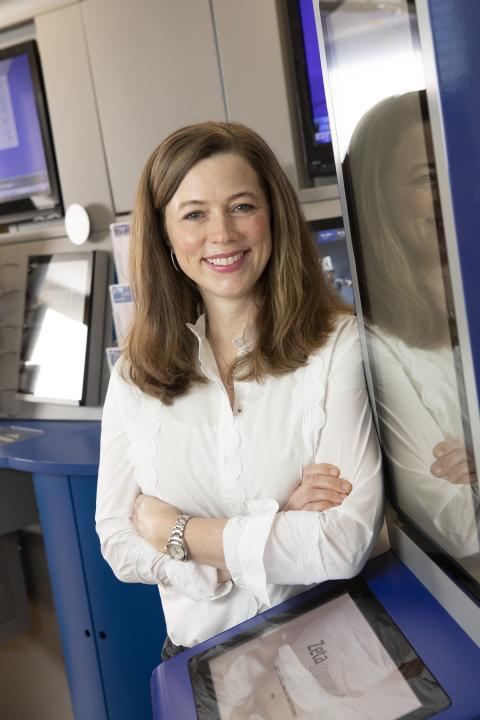 Katarina Widman,  Chief Commercial Officer på ATG