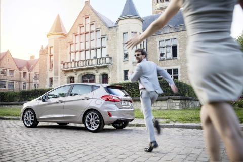Robotrumpor har satt sig 25 000 gånger i nya Ford Fiesta